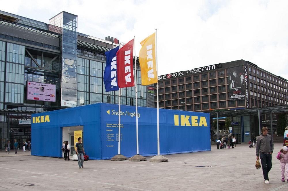 Juz Niebawem Powstanie Pierwszy Sklep Ikea W Wersji Mini Magazyn