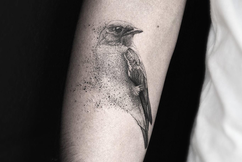 Tatuaże Inspirowane Sztuką I Naturą Dostrzeżesz W Nich Każdą Kropkę