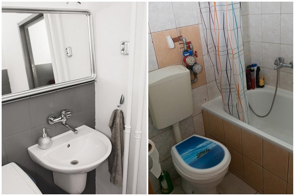 Remont łazienki Za 200 Zł Metamorfoza W Jeden Weekend