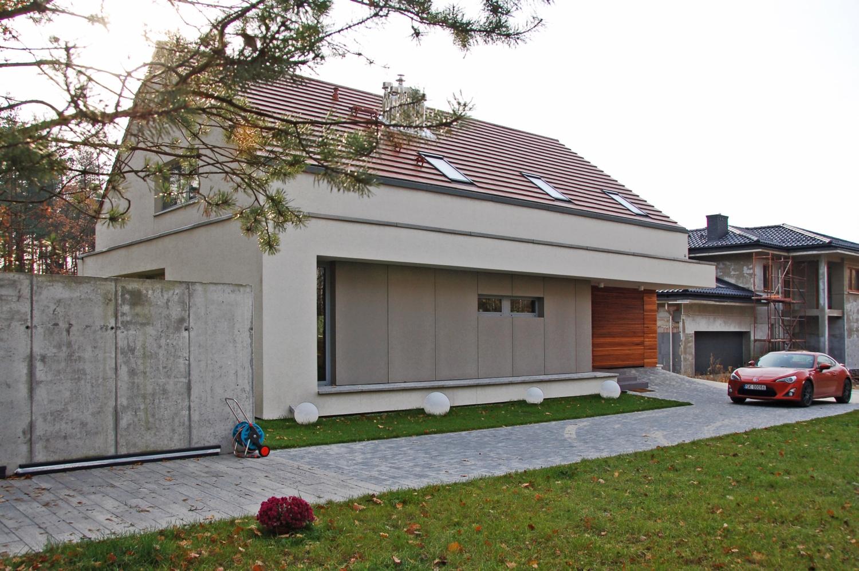 dom w Sosnowcu