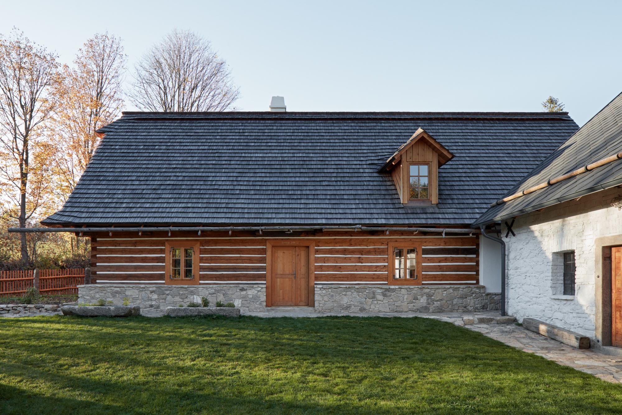 przebudowa chaty