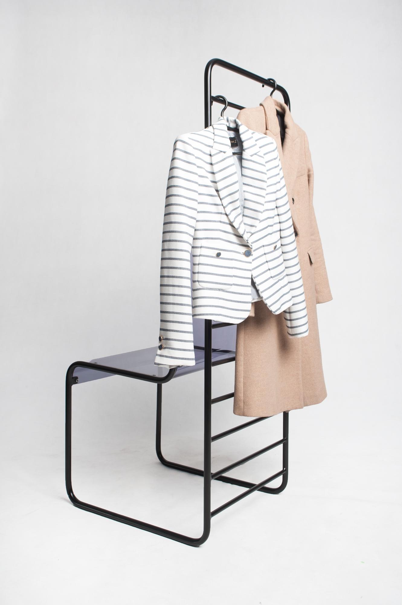 krzesło dla bałaganiarza