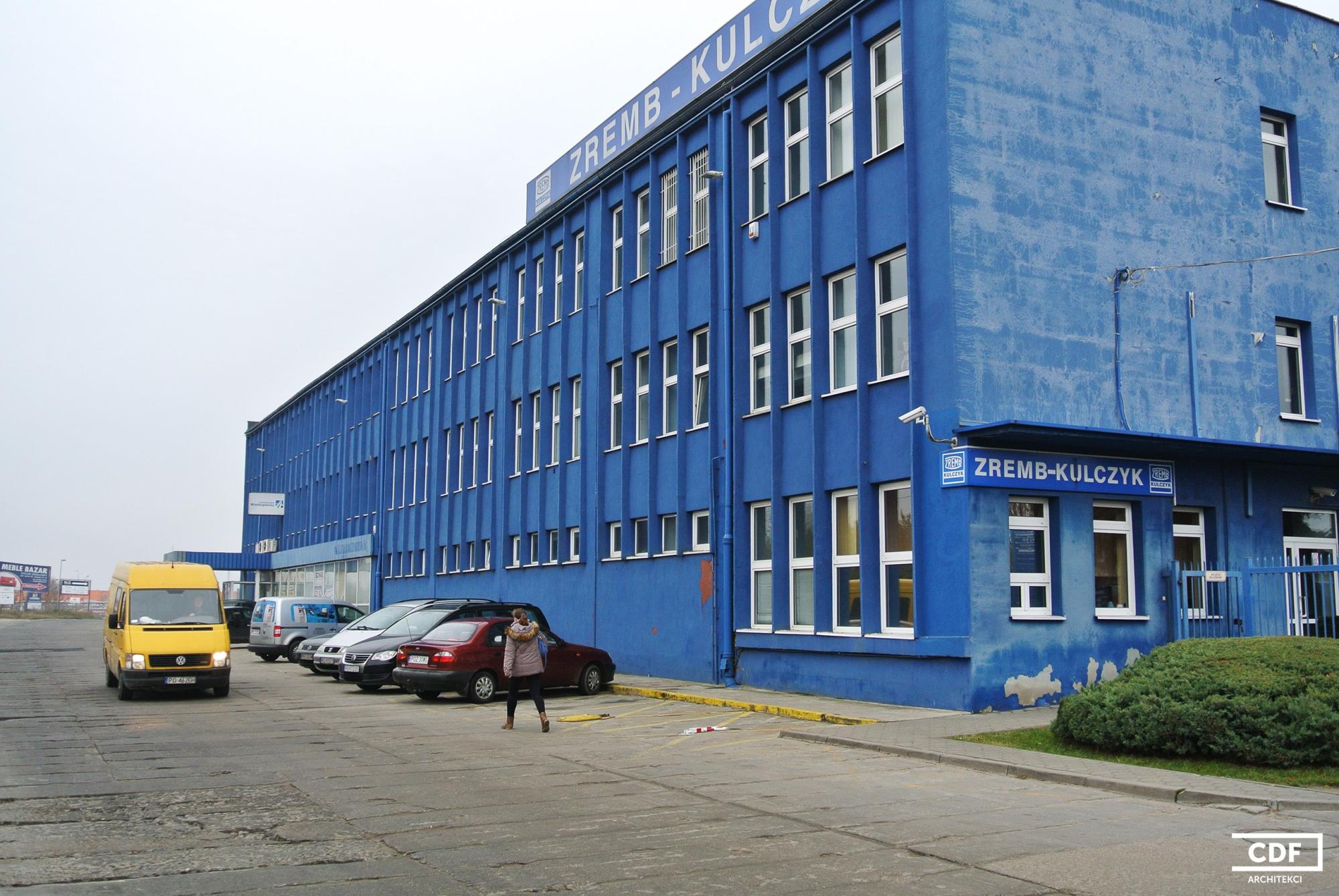 budynek biurowiec zremb