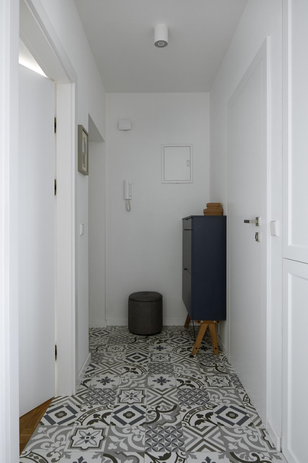 Mieszkanie w przedwojennej kamienicy