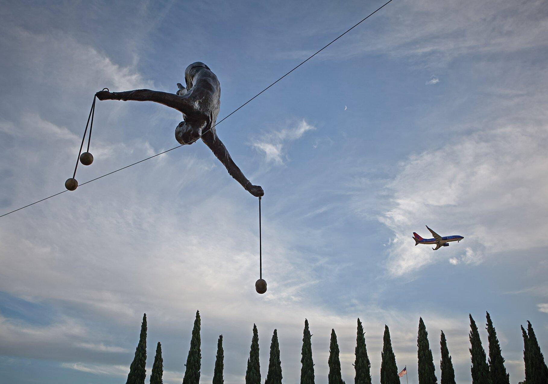 rzeźby Jerzego Kędziory