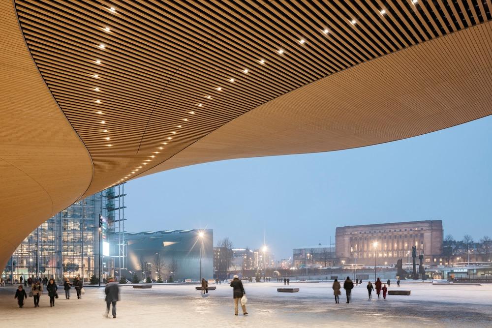 biblioteka w Finlandii