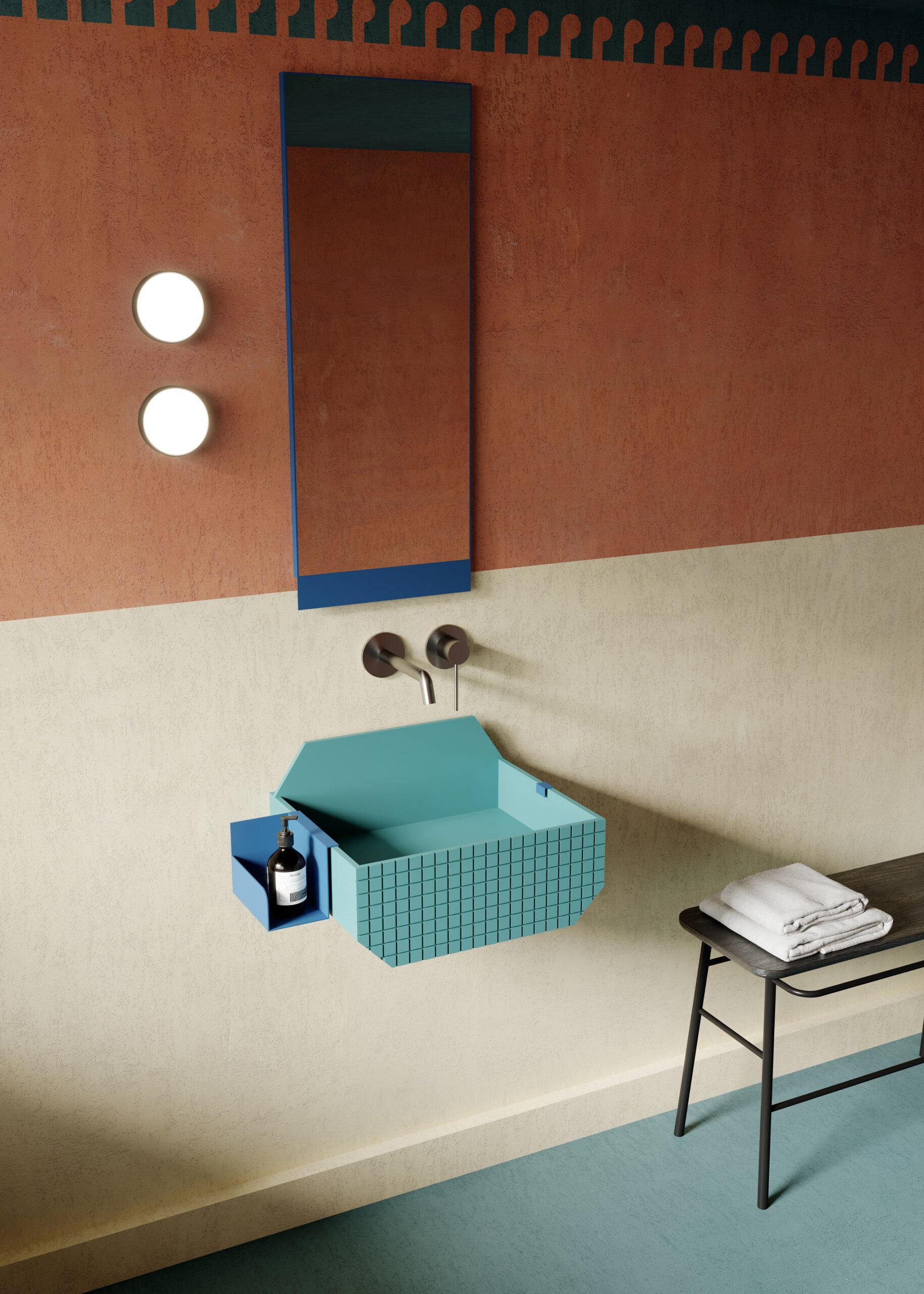 Łazienka dla minimalisty