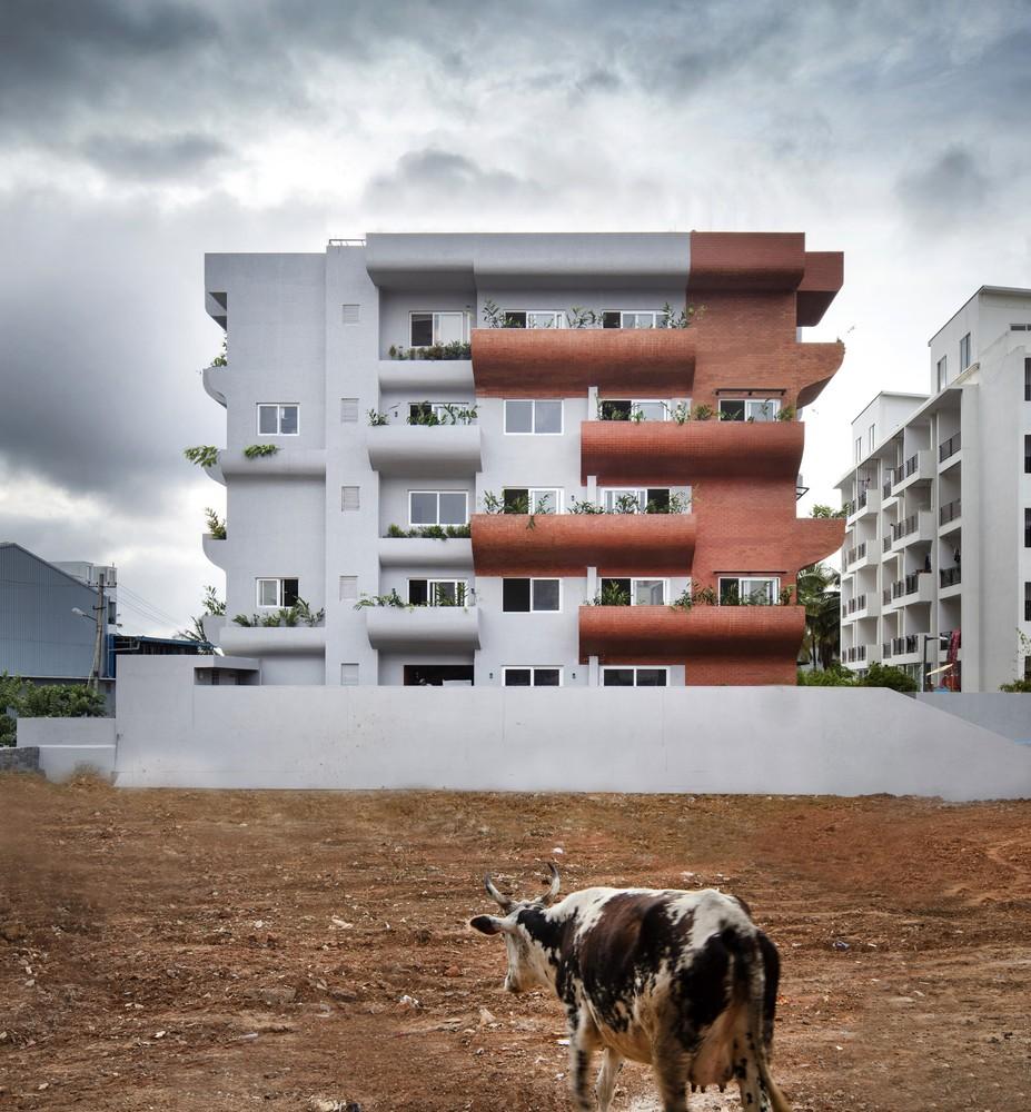 Osiedle w Indiach