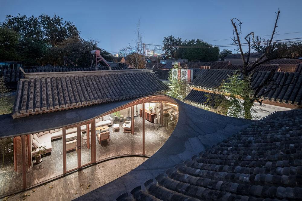 chiński dom