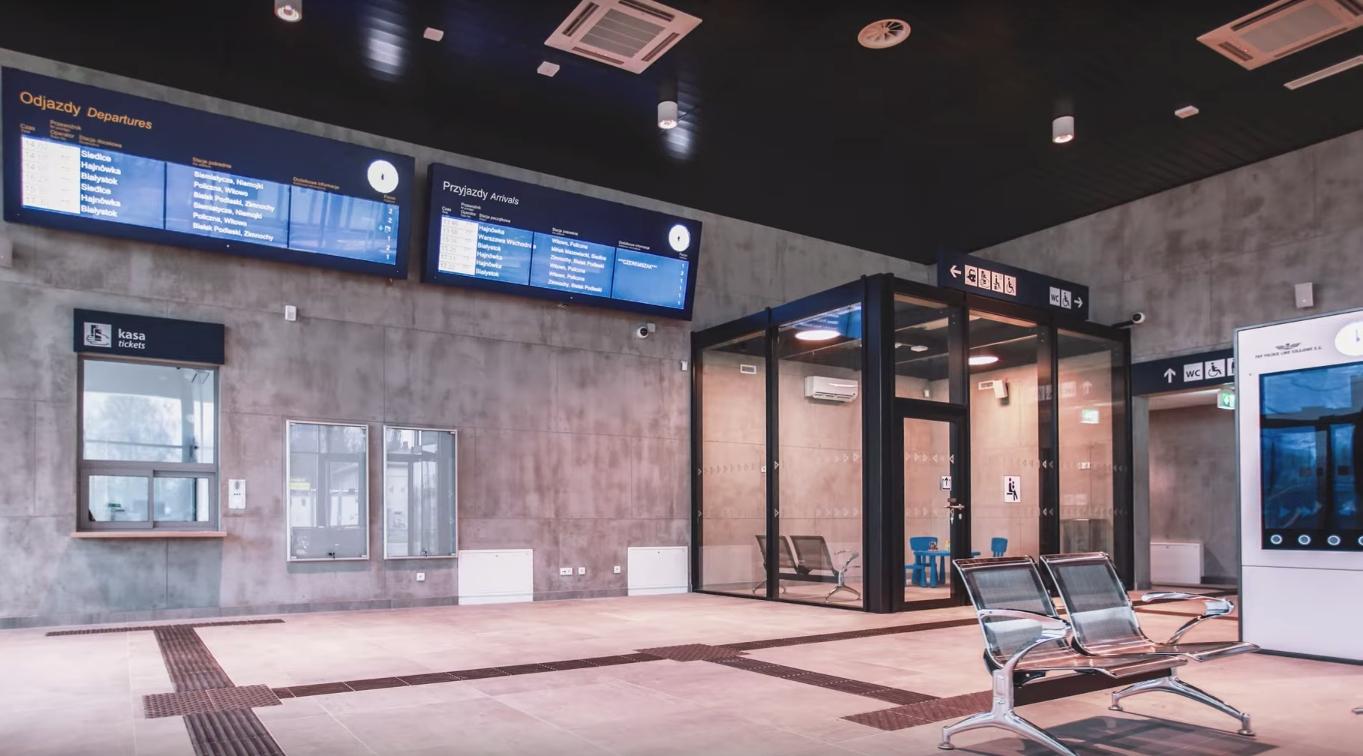 Dworzec kolejowy Czeremcha