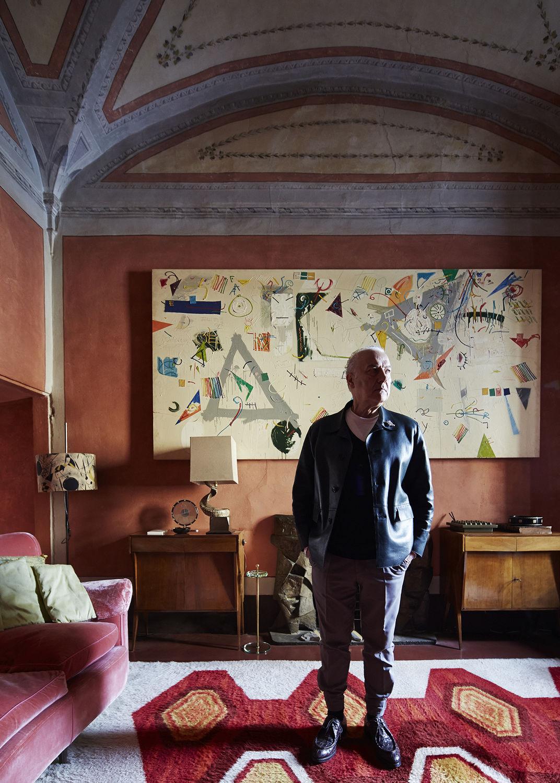 mieszkania architekta Roberto Baciocchi