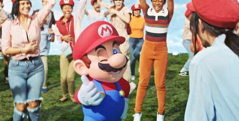 park rozrywki Mario