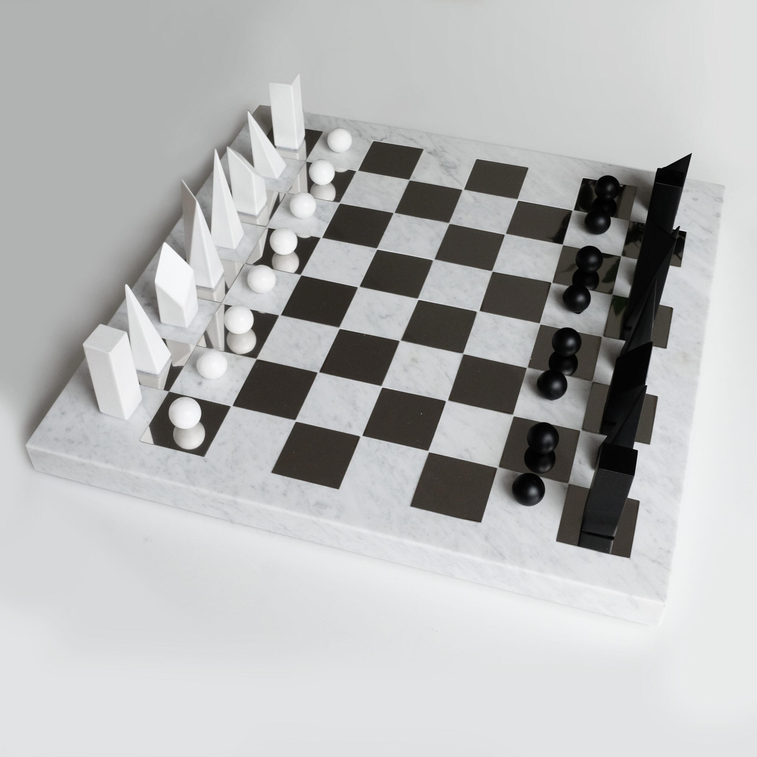 Minimalistyczne szachy