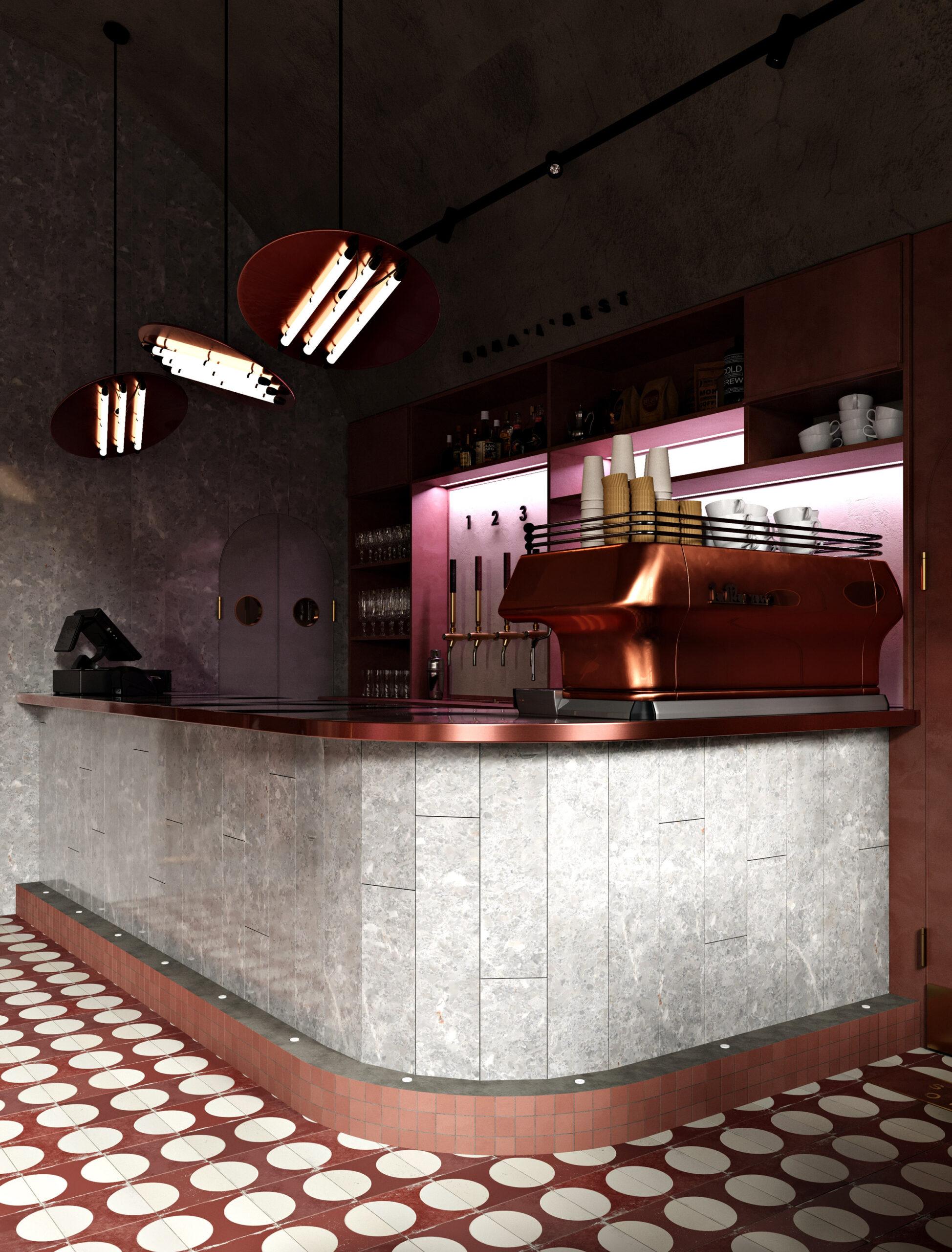 Buhairest Bar w Budapeszcie