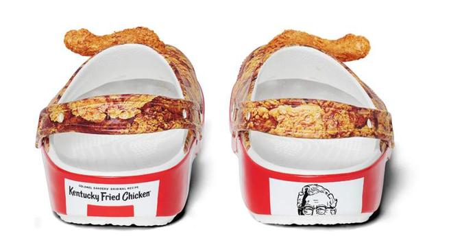 Crocs i KFC