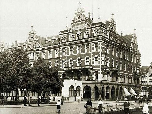 LOT w Gdańsku