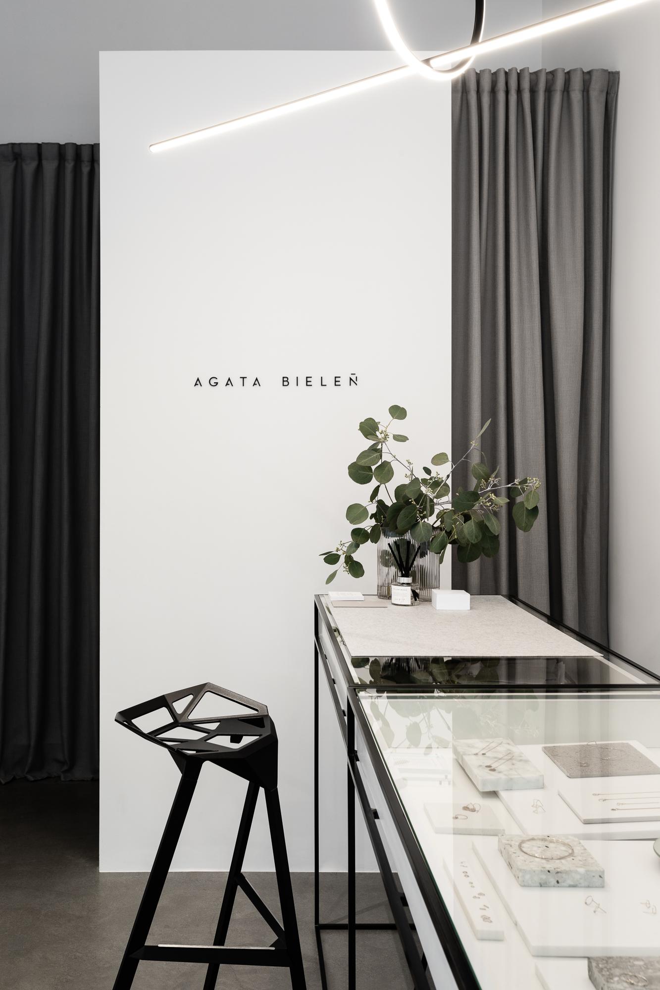 Showroom Agaty Bieleń