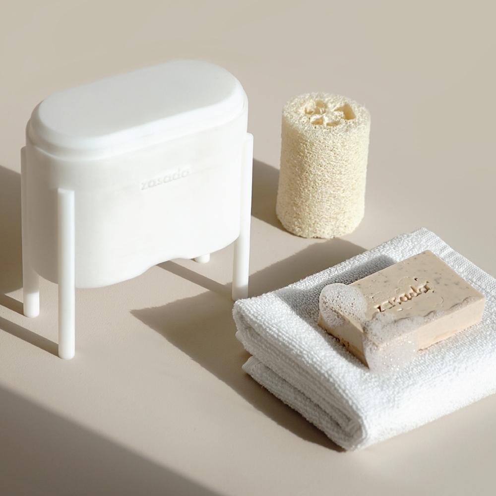Dyspenser na mydło w kostce