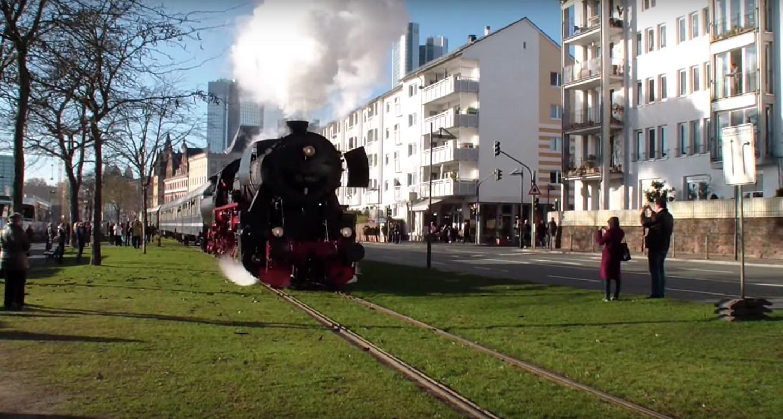 Kolej we Frankfurcie