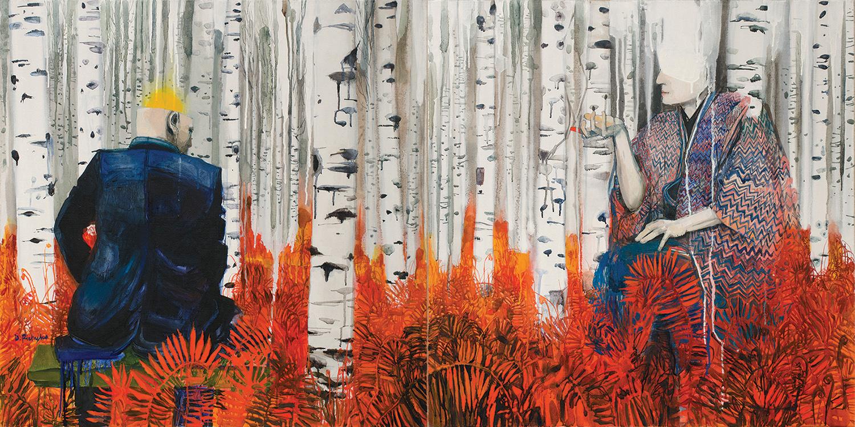 Wystawa Darii Pietryki