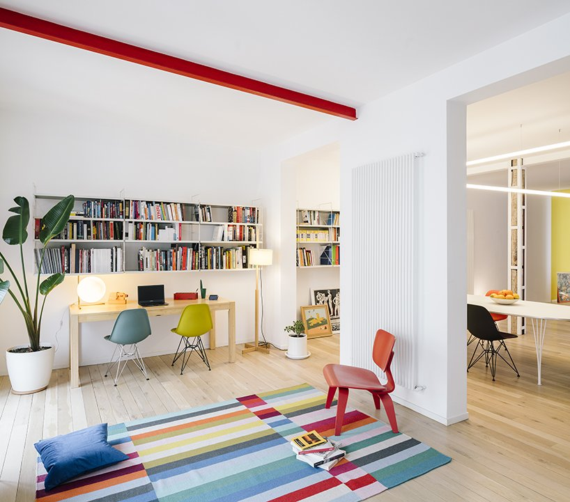 Mieszkanie singla w Madrycie
