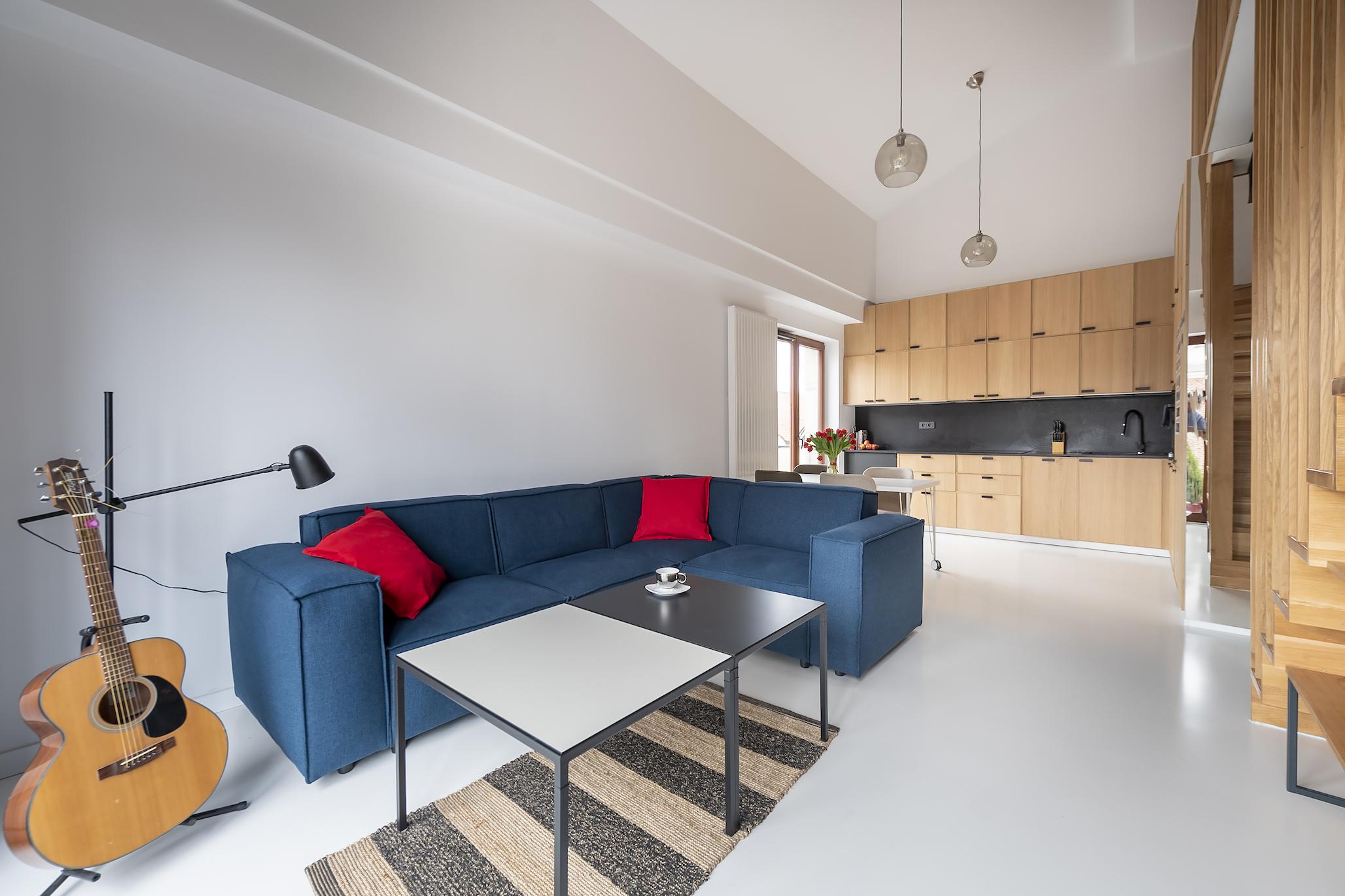 Mieszkanie na poznańskiej starówce