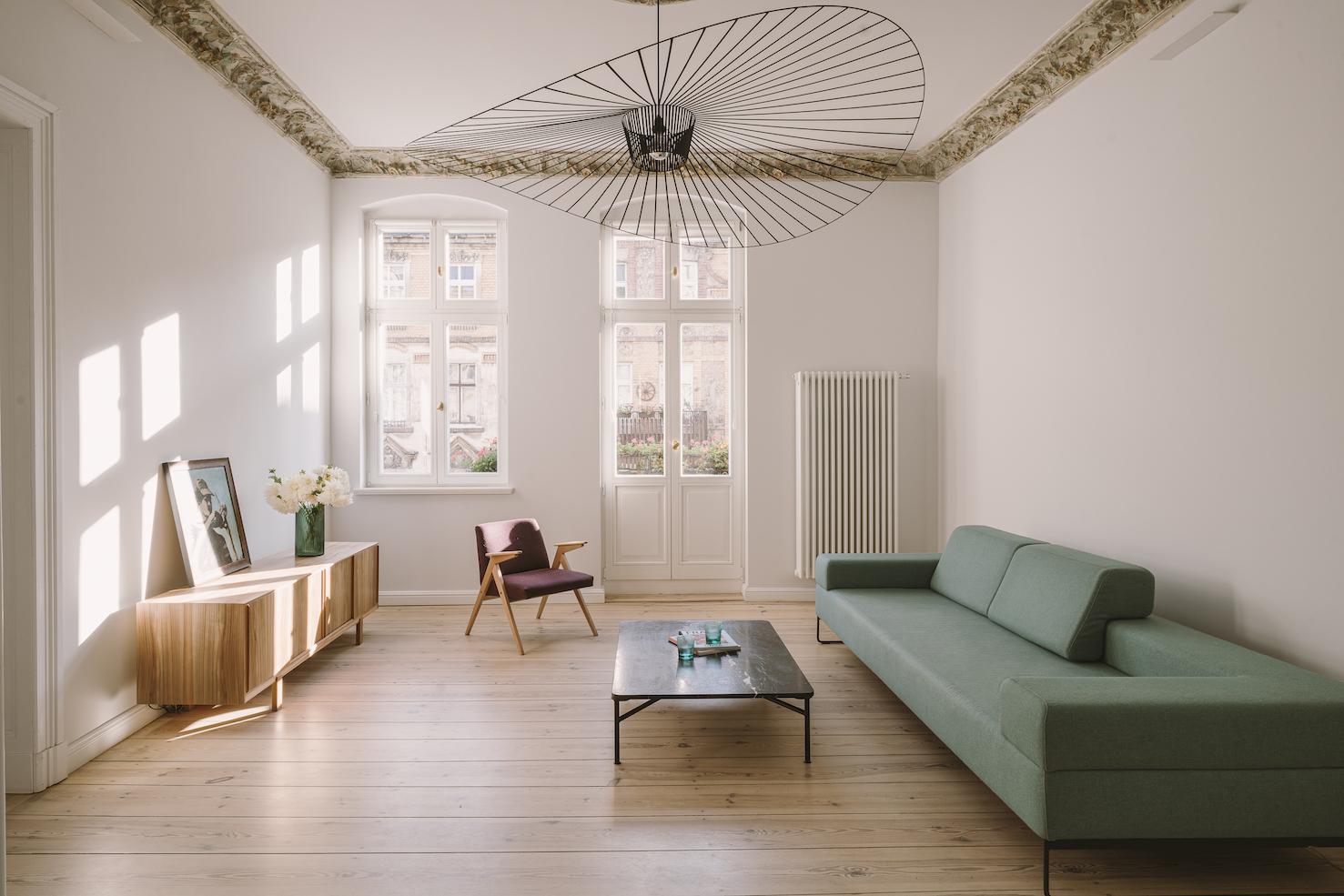 Apartament na poznańskiej Wildzie