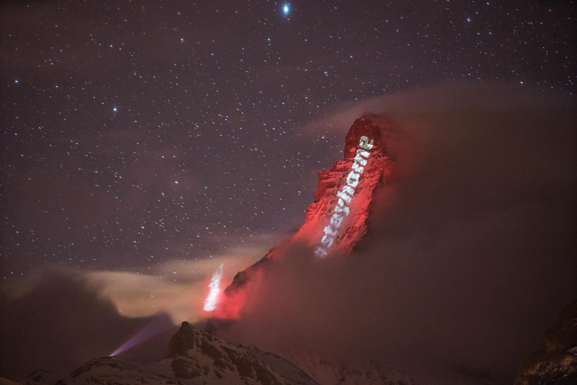 Szczyt Matterhorn