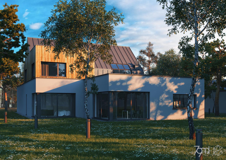 domu na Białołęce