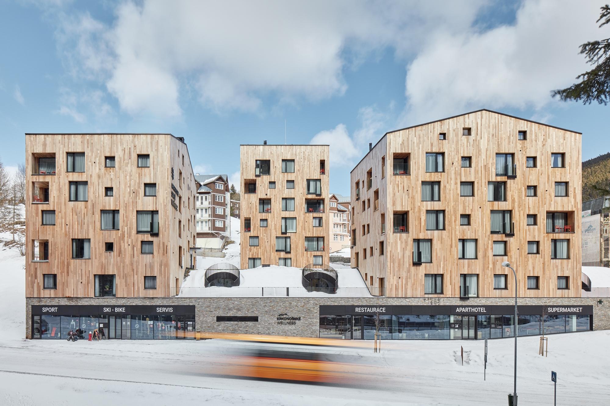 hotel pod Śnieżką
