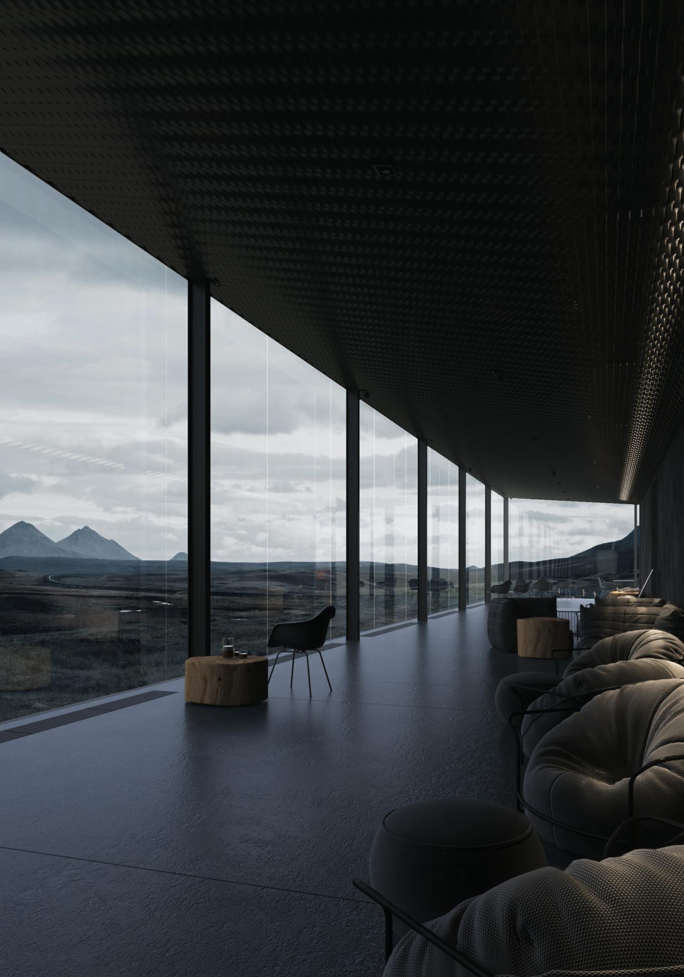 Iceland Volcano Muzeum
