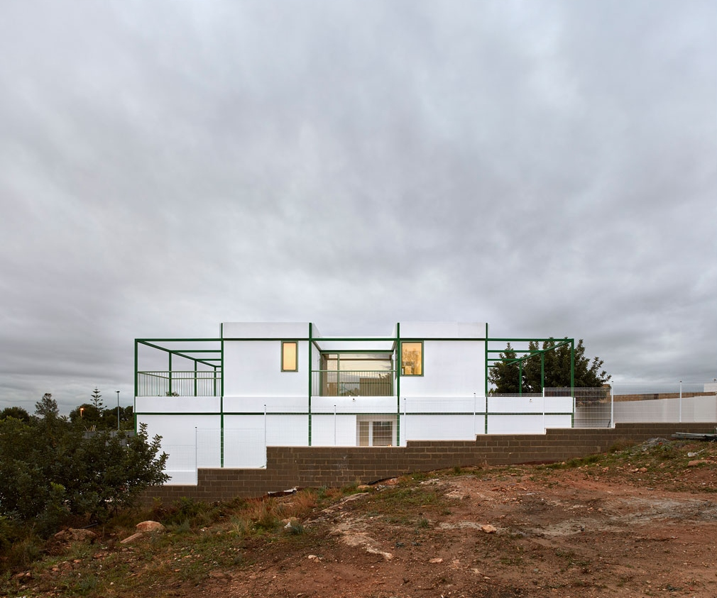 dom w Hiszpanii