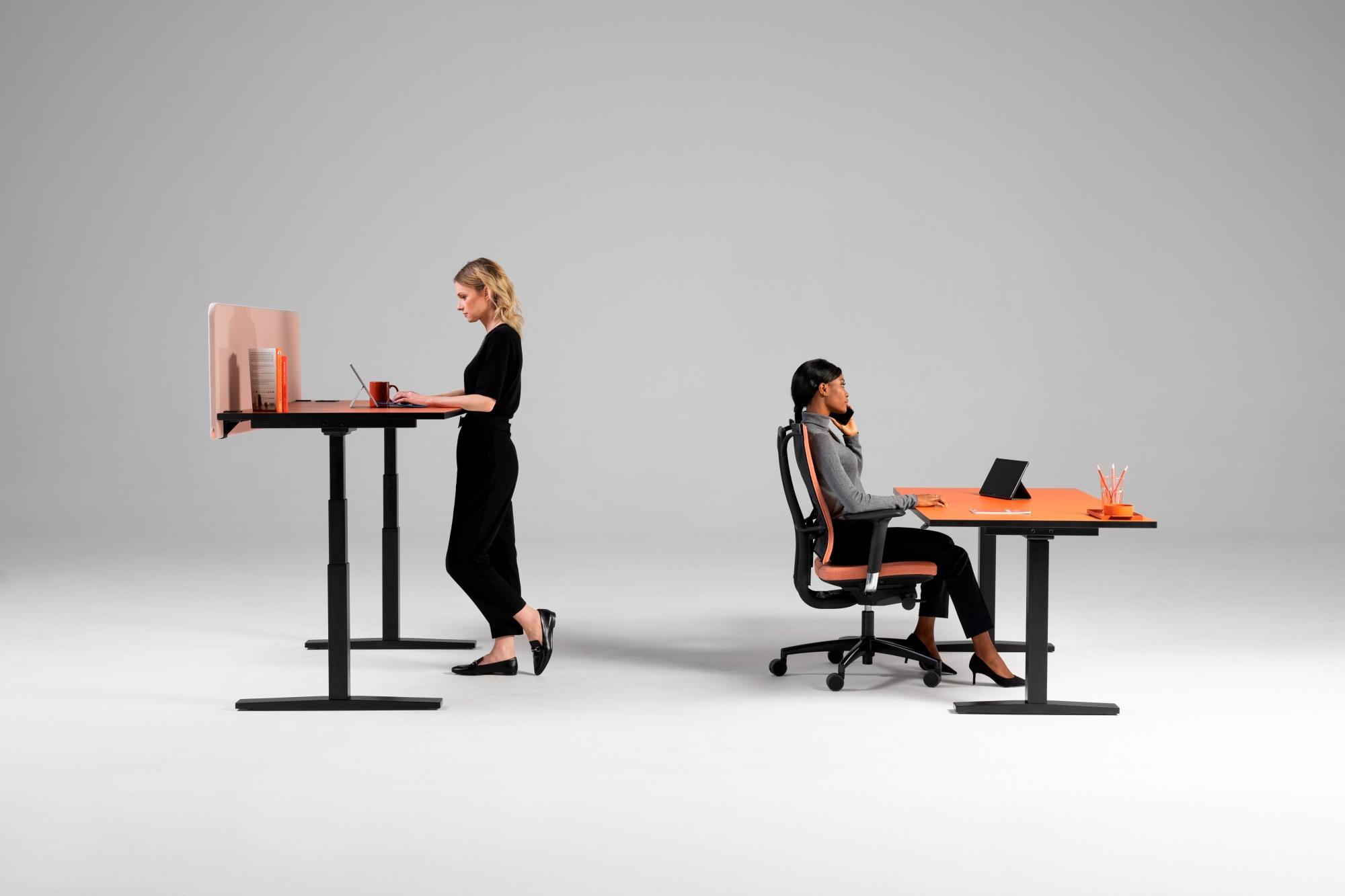 Nowy Styl biurka