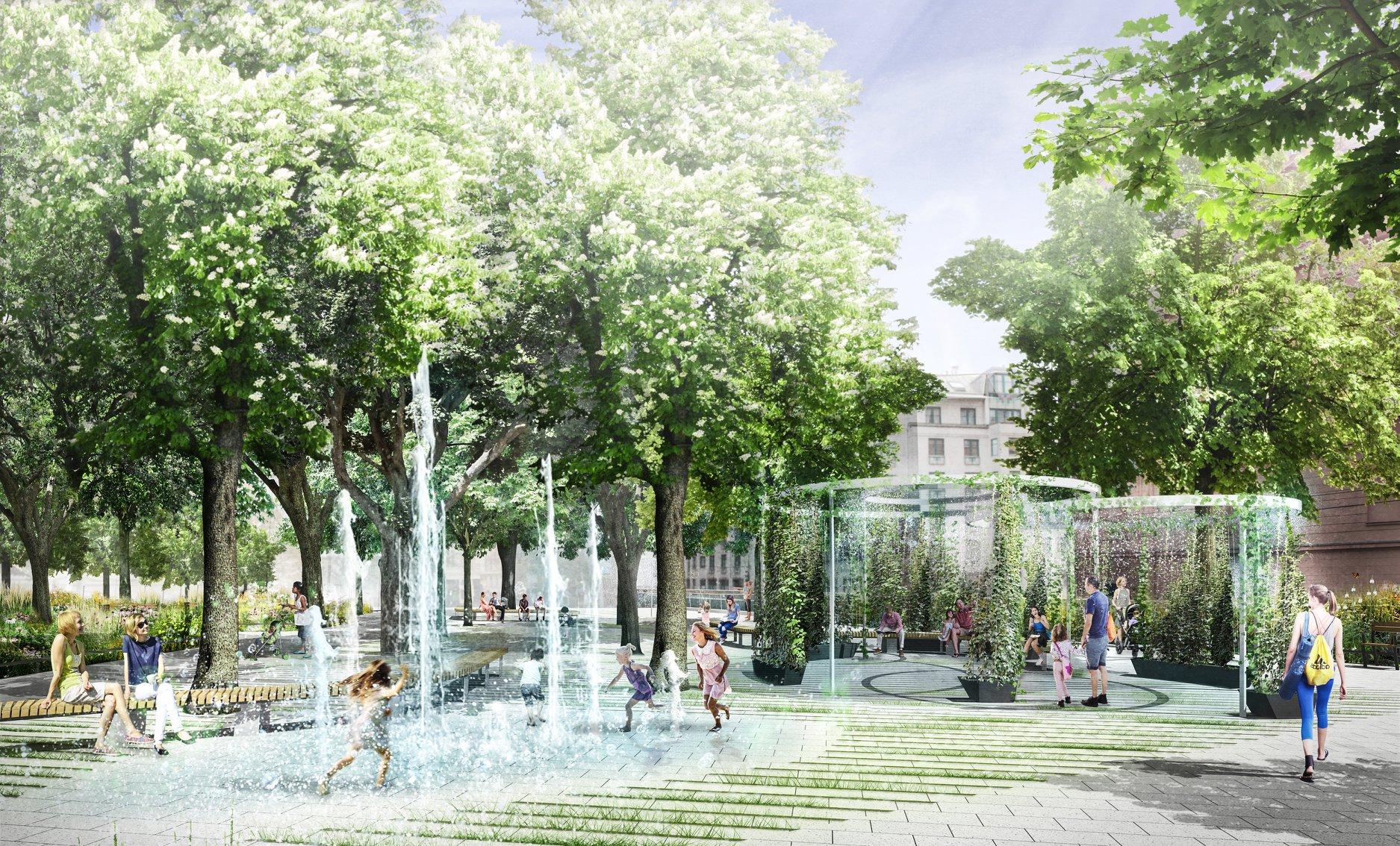 Wiedeń park