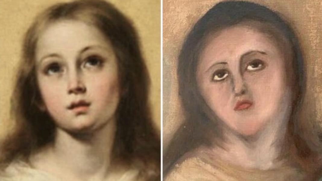 Maryja Niepokalanie Poczęta