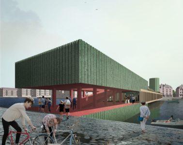 most w Kopenhadze