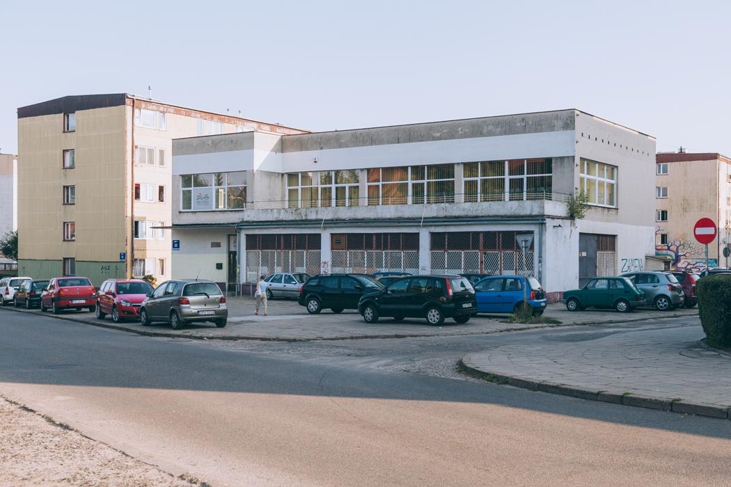 Centrum Sąsiedzkie Przystań