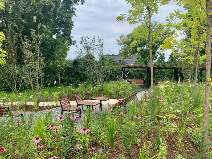 Ogród Malwowy w Krakowie