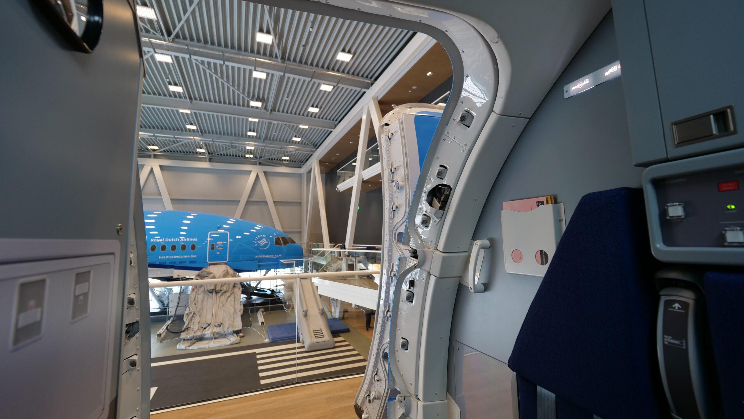 Centrum szkoleniowe KLM