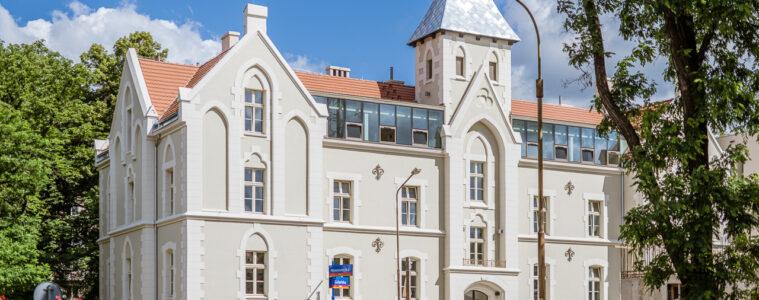 pałac Ogrodów Graua