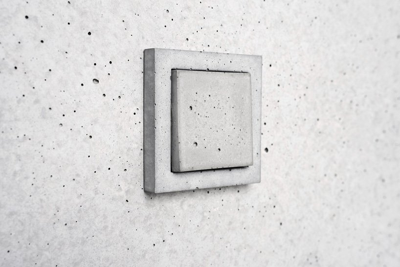 betonowe gniazdka