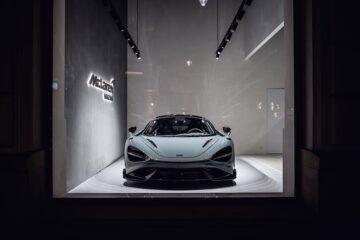 McLaren w Warszawie