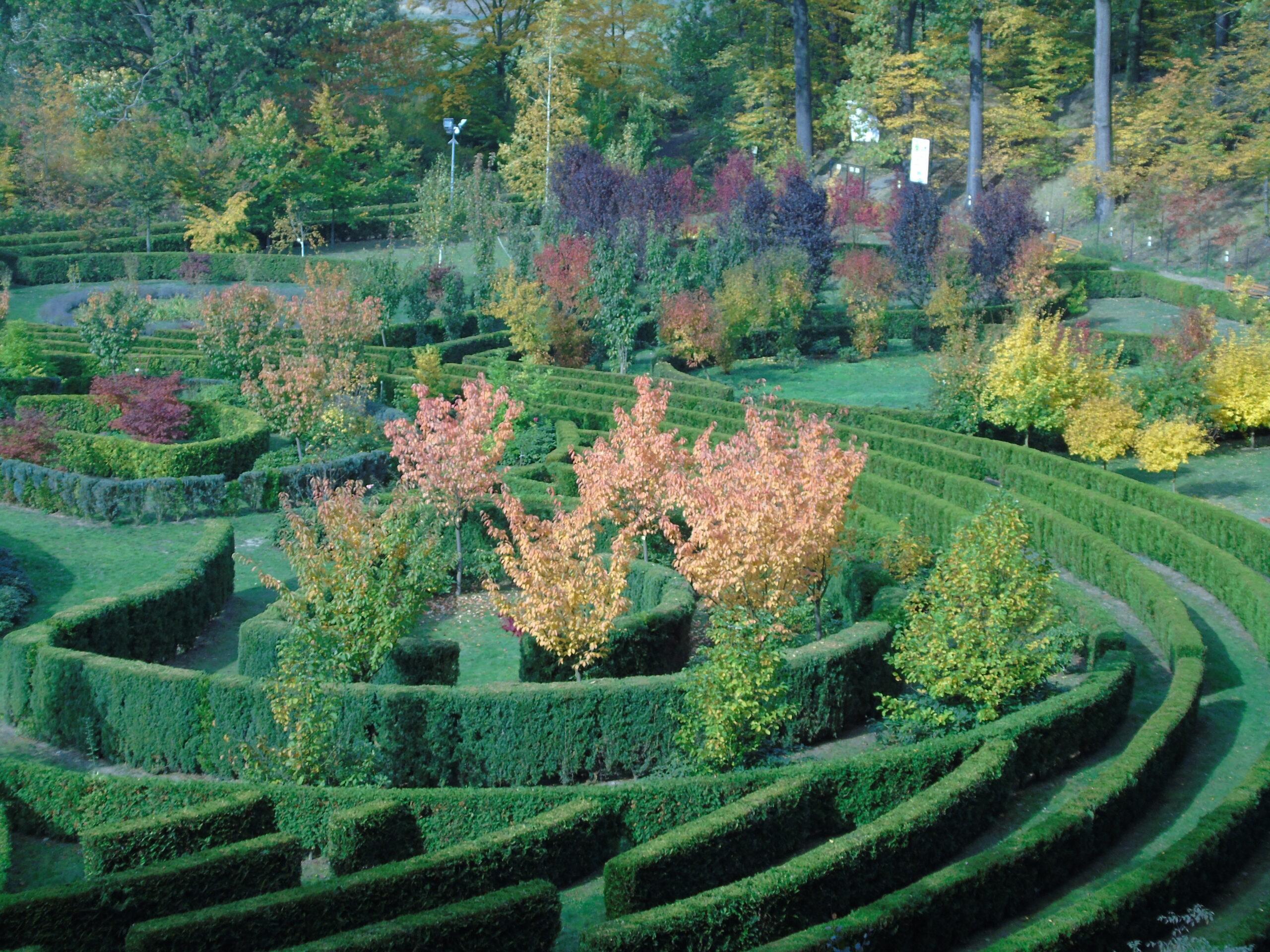 Zaczarowany Ogród w Raciborzu