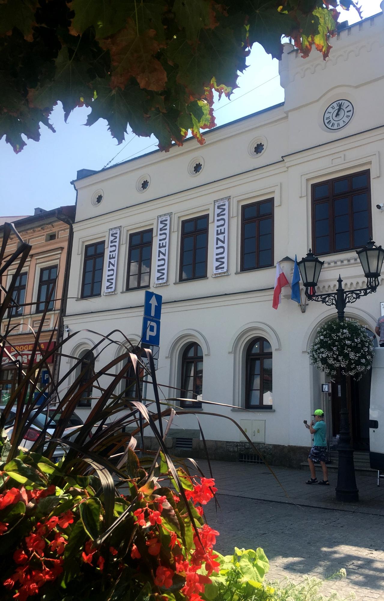 oświęcim muzeum