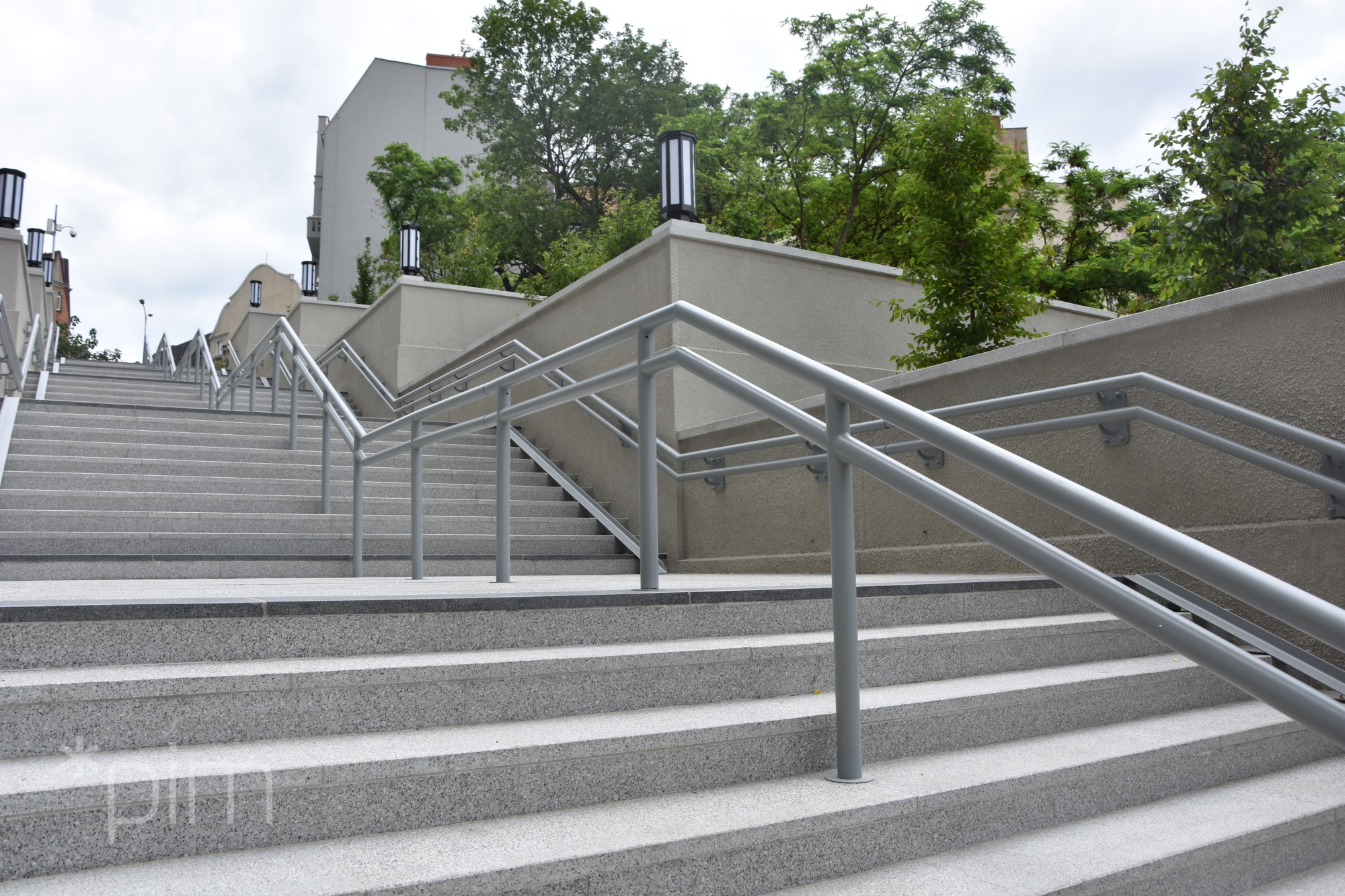 schody na Wildzie