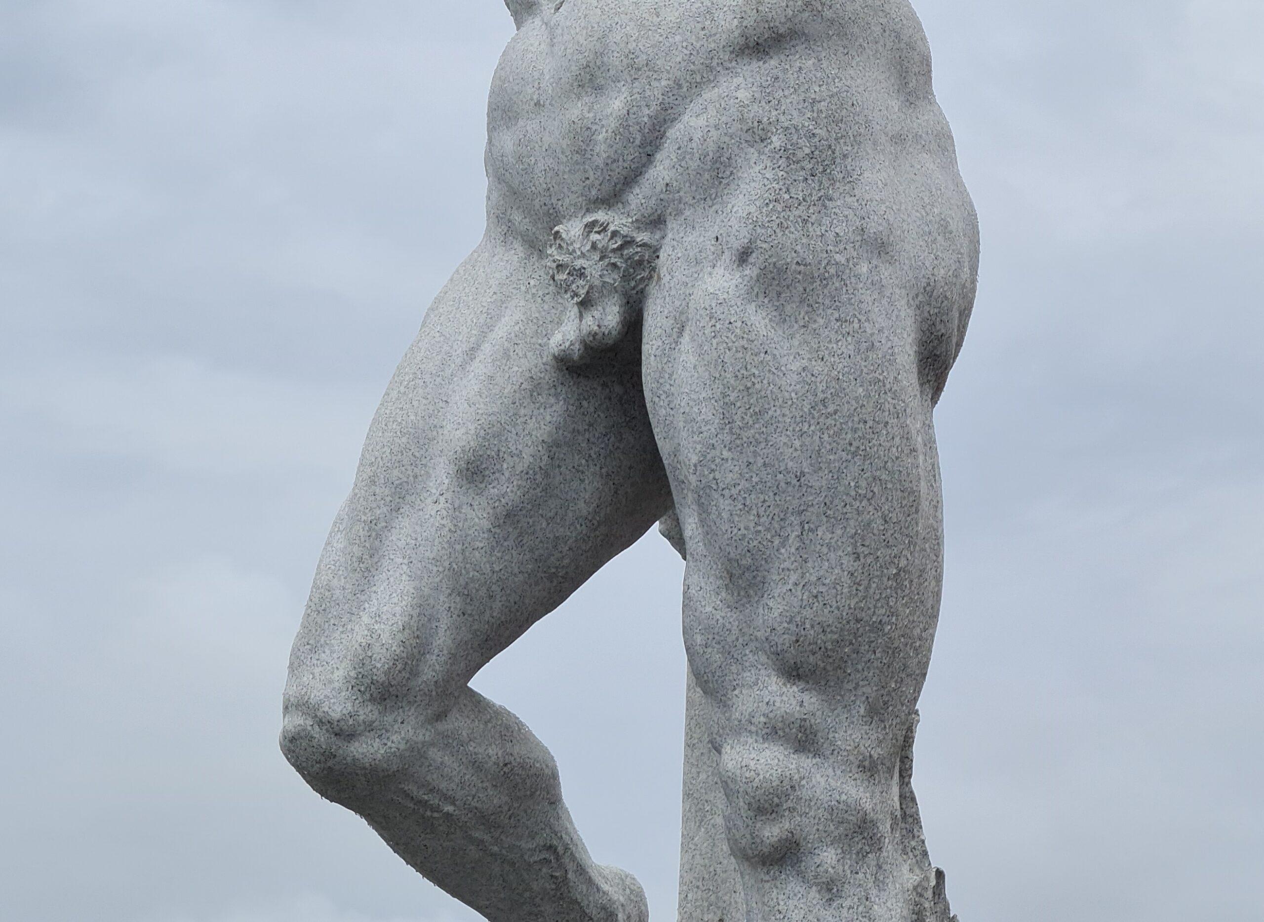 rzeźba Neptuna