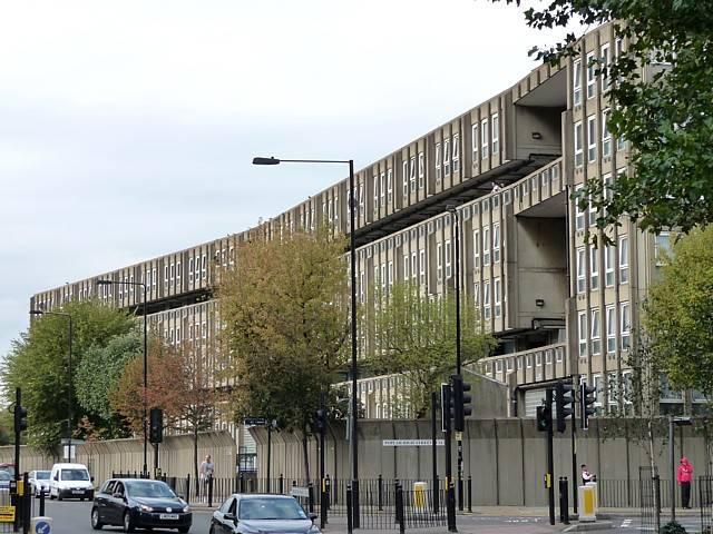 mieszkania w Londynie