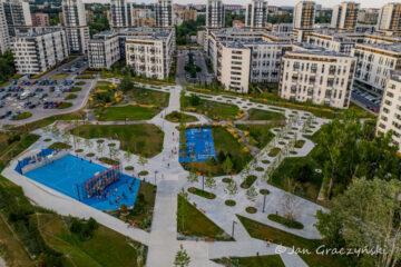 Park w Czyżynach
