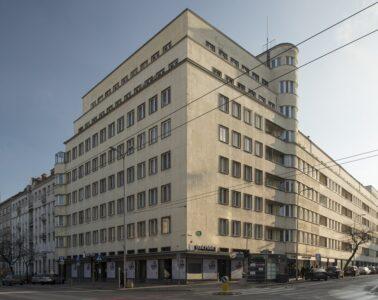 elewacje budynków