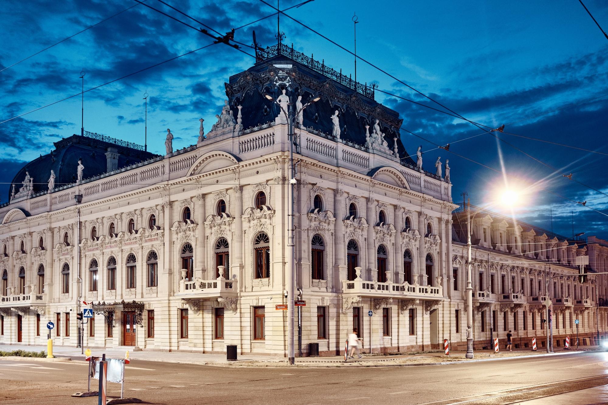 Pałac Izraela Poznańskiego